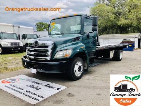 2013 Hino 258A for sale at Orange Truck Sales in Orlando FL