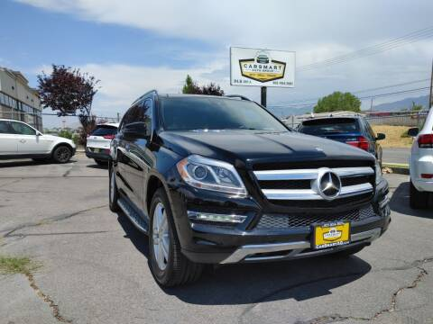 2015 Mercedes-Benz GL-Class for sale at CarSmart Auto Group in Murray UT