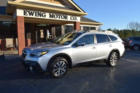 2020 Subaru Outback for sale at Ewing Motor Company in Buford GA