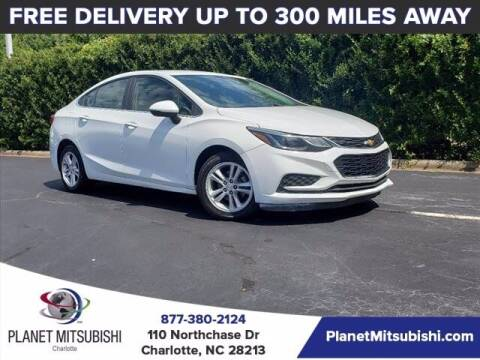 2017 Chevrolet Cruze for sale at Planet Automotive Group in Charlotte NC