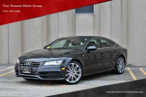 2013 Audi A7 for sale at Four Seasons Motor Group in Swampscott MA