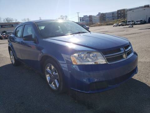 2013 Dodge Avenger for sale at WEELZ in New Castle DE