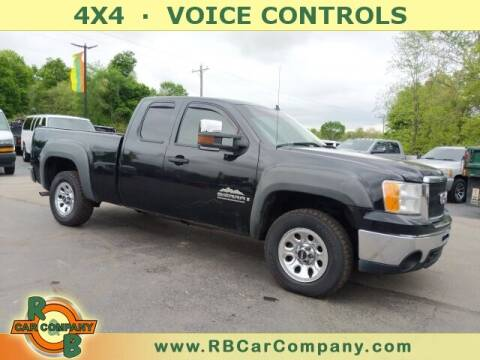 2009 GMC Sierra 1500 for sale at R & B CAR CO - R&B CAR COMPANY in Columbia City IN