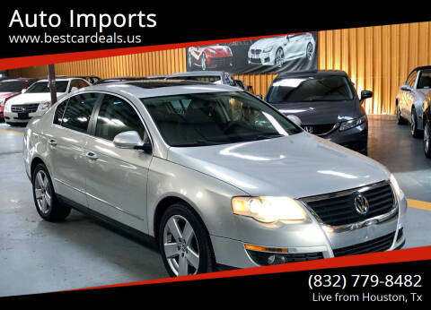 2009 Volkswagen Passat for sale at Auto Imports in Houston TX