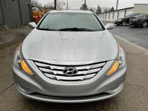 2011 Hyundai Sonata for sale at Via Roma Auto Sales in Columbus OH