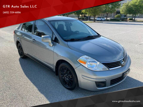 2008 Nissan Versa for sale at GTR Auto Sales LLC in Haltom City TX