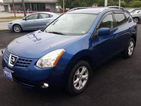 2008 Nissan Rogue for sale at Premier Auto Sales Inc. in Newport News VA