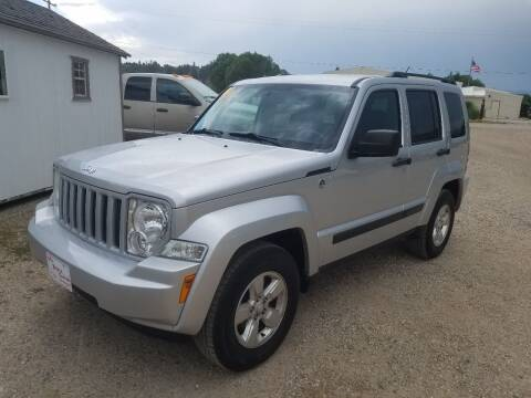2012 Jeep Liberty for sale at AUTO BROKER CENTER in Lolo MT