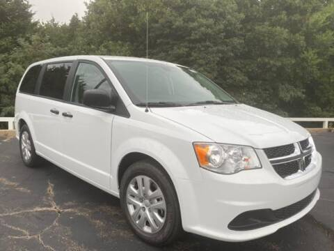 2020 Dodge Grand Caravan for sale at Vance Fleet Services in Guthrie OK
