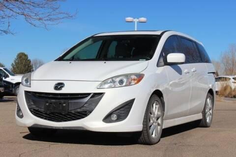 2012 Mazda MAZDA5 for sale at COURTESY MAZDA in Longmont CO