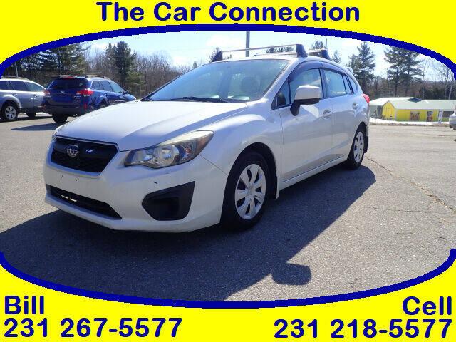 2012 Subaru Impreza for sale at Car Connection in Williamsburg MI