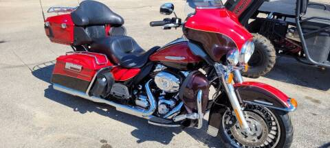 2011 Harley Davidson ultra classic limited for sale at COLLECTABLE-CARS LLC in Nacogdoches TX