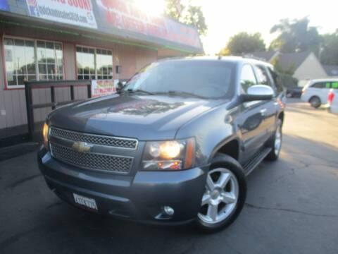 2008 Chevrolet Tahoe for sale at Quick Auto Sales in Modesto CA