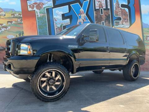 2004 Ford Excursion for sale at Sparks Autoplex Inc. in Fort Worth TX