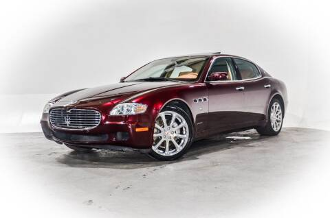 2006 Maserati Quattroporte for sale at CarXoom in Marietta GA
