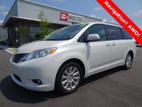 2017 Toyota Sienna for sale at Wholesale Direct in Wilmington NC