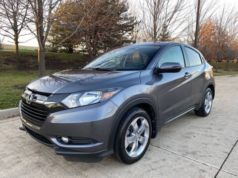 2017 Honda HR-V for sale at Western Star Auto Sales in Chicago IL
