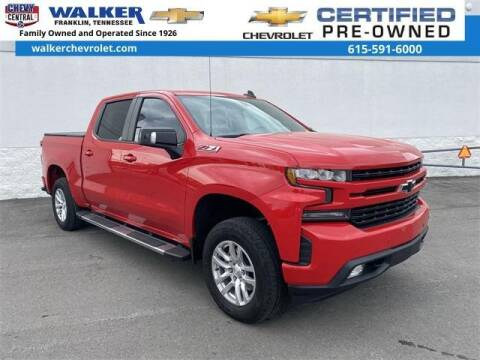 2019 Chevrolet Silverado 1500 for sale at WALKER CHEVROLET in Franklin TN