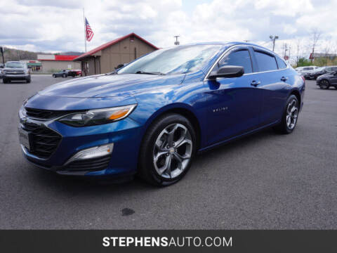 2019 Chevrolet Malibu for sale at Stephens Auto Center of Beckley in Beckley WV