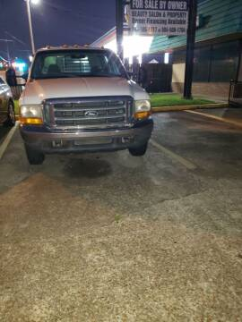 1999 Ford F-350 Super Duty for sale at Walker Auto Sales and Towing in Marrero LA