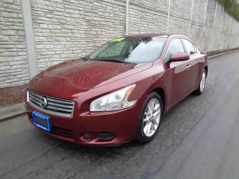 2013 Nissan Maxima for sale at Matthews Motors LLC in Algona WA