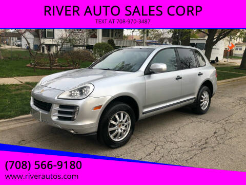 2010 Porsche Cayenne for sale at RIVER AUTO SALES CORP in Maywood IL
