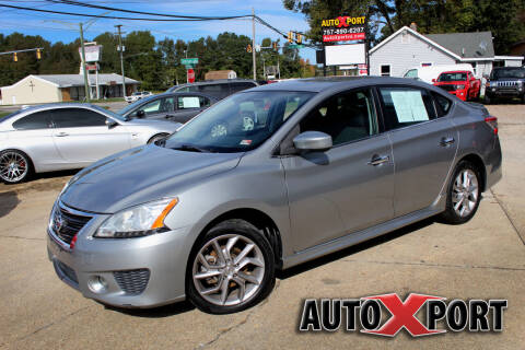 2013 Nissan Sentra for sale at Autoxport in Newport News VA