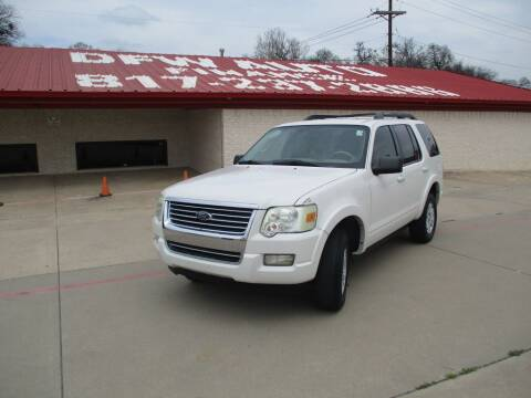 2010 Ford Explorer for sale at DFW Auto Leader in Lake Worth TX