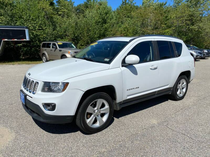 2015 Jeep Compass for sale at Downeast Auto Inc in South Waterboro ME