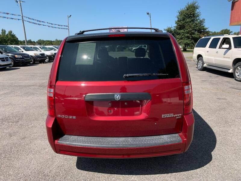 2010 Dodge Grand Caravan Hero 4dr Mini-Van - Murphysboro IL