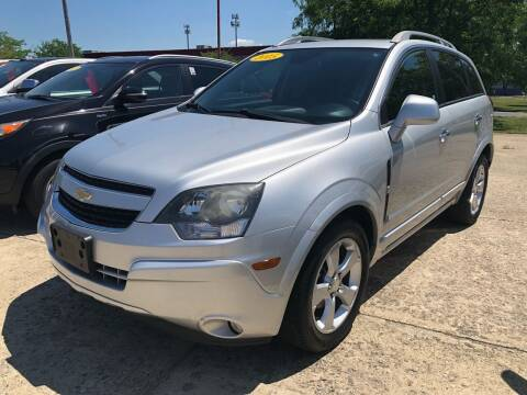 2015 Chevrolet Captiva Sport for sale at Cars To Go in Lafayette IN