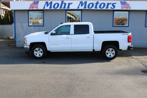 2017 Chevrolet Silverado 1500 for sale at Mohr Motors in Salem OR
