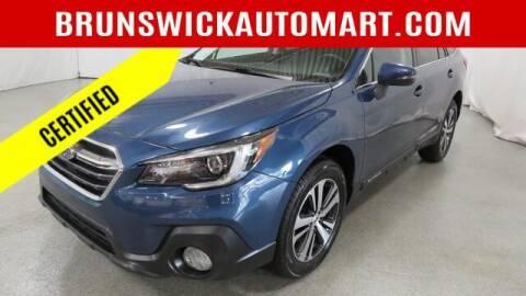 2019 Subaru Outback for sale at Brunswick Auto Mart in Brunswick OH