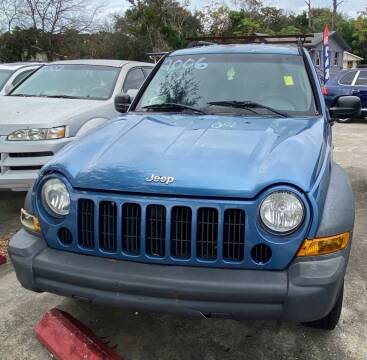2006 Jeep Liberty for sale at Auto America in Ormond Beach FL