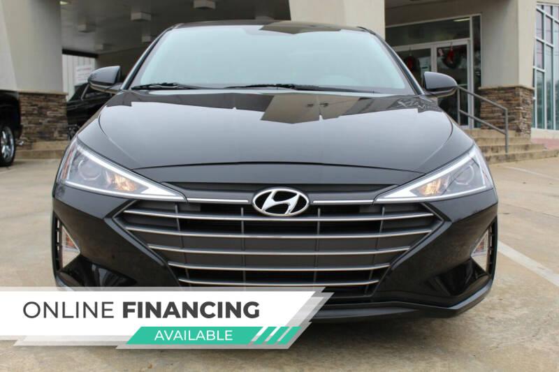 2019 Hyundai Elantra for sale at Xtreme Lil Boyz Toyz in Greenville SC