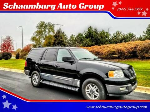 2003 Ford Expedition for sale at Schaumburg Auto Group in Schaumburg IL