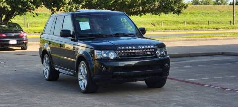 2013 Land Rover Range Rover Sport for sale at America's Auto Financial in Houston TX