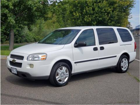 2007 Chevrolet Uplander for sale at Elite 1 Auto Sales in Kennewick WA