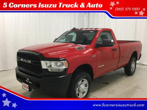 2021 RAM Ram Pickup 2500 for sale at 5 Corners Isuzu Truck & Auto in Cedarburg WI