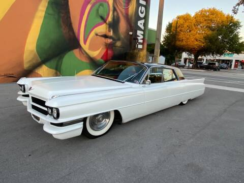 1963 Cadillac DeVille for sale at BIG BOY DIESELS in Ft Lauderdale FL