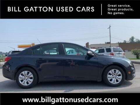 2015 Chevrolet Cruze for sale at Bill Gatton Used Cars in Johnson City TN