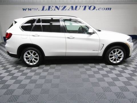 2016 BMW X5 for sale at LENZ TRUCK CENTER in Fond Du Lac WI