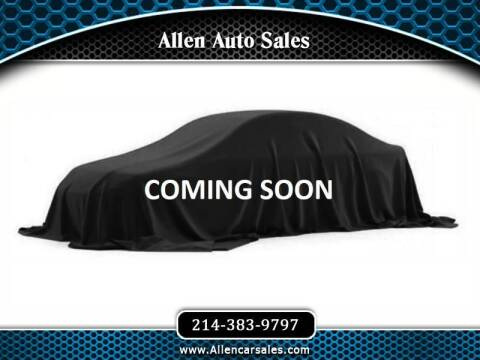 2010 Nissan Altima for sale at Allen Auto Sales in Dallas TX