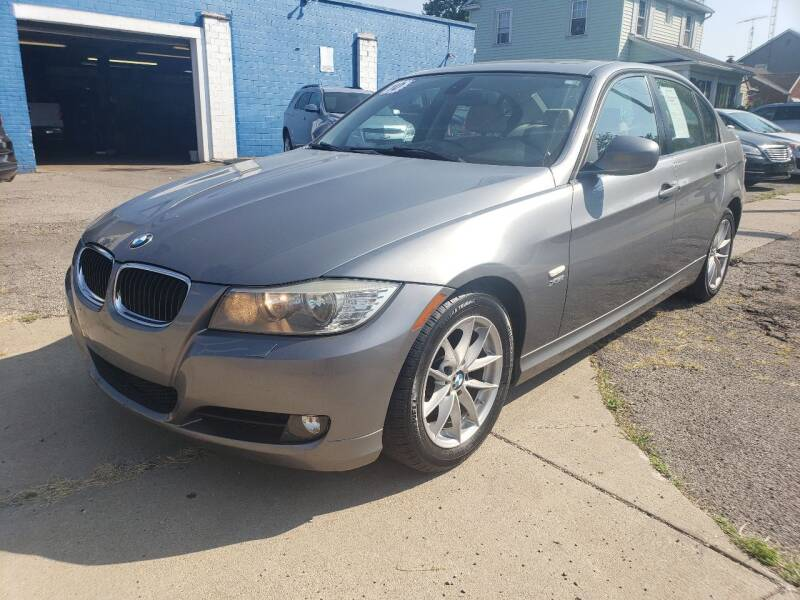 2010 BMW 3 Series for sale at M & C Auto Sales in Toledo OH