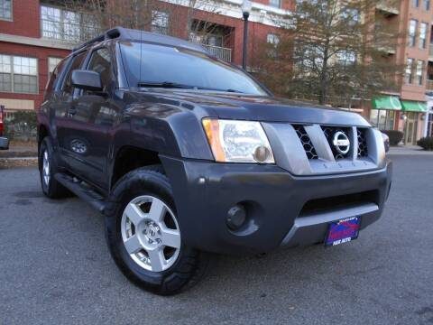 2007 Nissan Xterra for sale at H & R Auto in Arlington VA