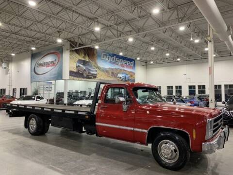 1978 Chevrolet Custom Tow Truck for sale at Godspeed Motors in Charlotte NC