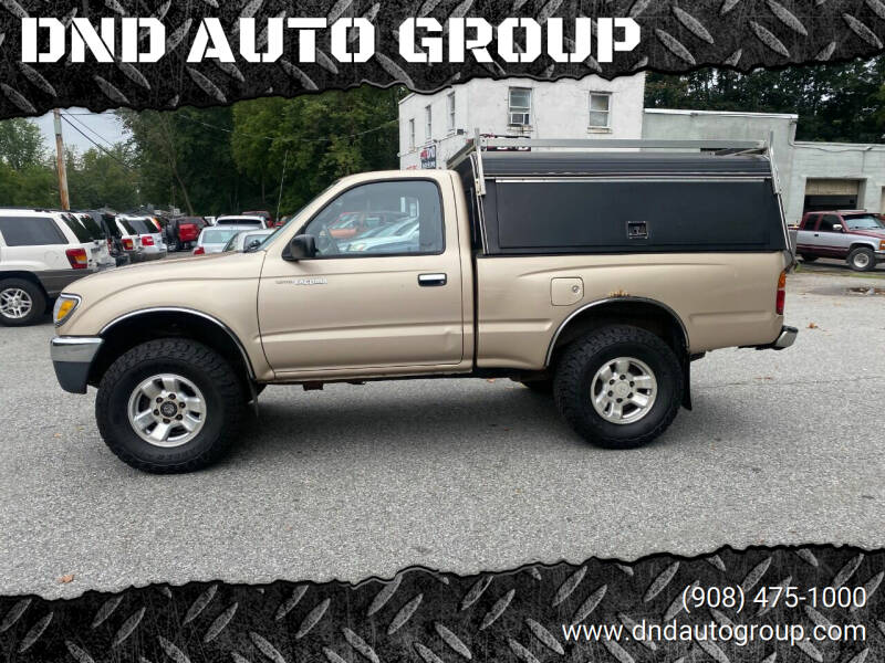 1997 Toyota Tacoma for sale at DND AUTO GROUP in Belvidere NJ