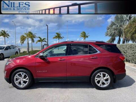 2018 Chevrolet Equinox for sale at Niles Sales and Service in Key West FL