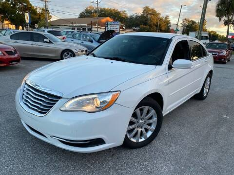2013 Chrysler 200 for sale at CHECK  AUTO INC. in Tampa FL