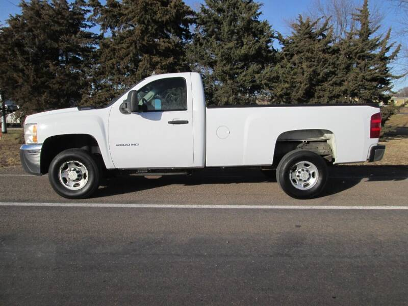 2008 Chevrolet Silverado 2500HD for sale at Joe's Motor Company in Hazard NE